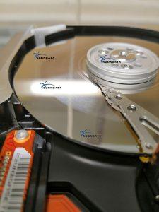 Rädda data från repad skiva